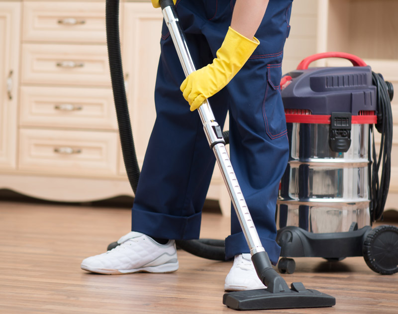 Qualified Carpet Cleaning